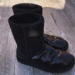 Ugg sequins Boots